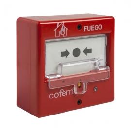Cofem Resetlenebilir Yangın İhbar Butonu PUCAY