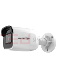 4MP Mini IR Bullet IP Kamera 30 metre IR (H.265+) (Dahili Ses)