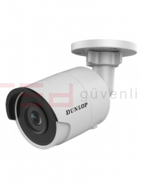 6MP Bullet IP Kamera 30 metre IR (H.265+)