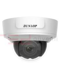 4MP Dome IP Kamera 30 metre IR (H.265+) (Ses & Alarm )