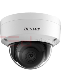 6MP Dome IP Kamera 30 metre IR (H.265+) (Ses & Alarm )