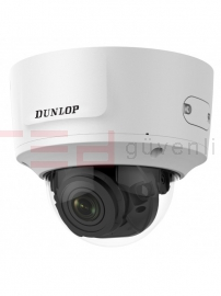 6MP Motorize Dome IP Kamera 30 metre IR (H.265+) (Ses & Alarm)