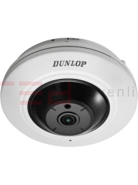 Dunlop DP-12CD2955FWD-IS 5MP FİSHEYE IP KAMERA 8 METRE IR (H.265+)