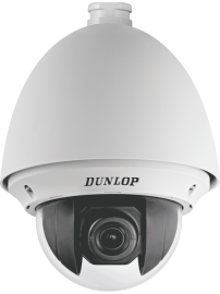 Dunlop DP-22AE5225T-A 2MP HDTVI WDR Speed Dome Kamera (25x Optik)