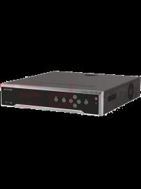 64 KANAL NVR , 8 SATA PORTU (H.265+,RAID)