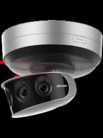 24MP PanoVu 180°Panoramic IP Kamera 50metre IR WDR (H.265)