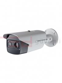 Termal + Optik Bi-spectrum Bullet IP Kamera (DeepInView) (H.265+)