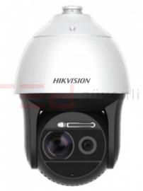 Termal + Optik Bi-spectrum Speed Dome IP Kamera
