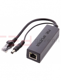 Single Port PoE Splitter