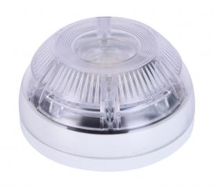 Teknim TFS-3192W Beyaz flaşörlü yangın alarm sireni