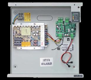 Teknim TPU-8245 Harici Güç Kaynağı, 24V-5Ah