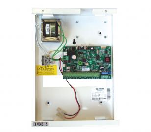 Teknim VAP-404M 4+4 Zonlu Alarm Paneli Metal Kasa