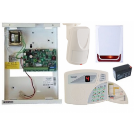 Teknim VAP-404M Hırsız Alarm Seti (Metal Kasa)