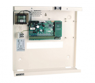 Teknim VAP-408M 8+8 Zonlu Alarm Paneli Metal Kasa