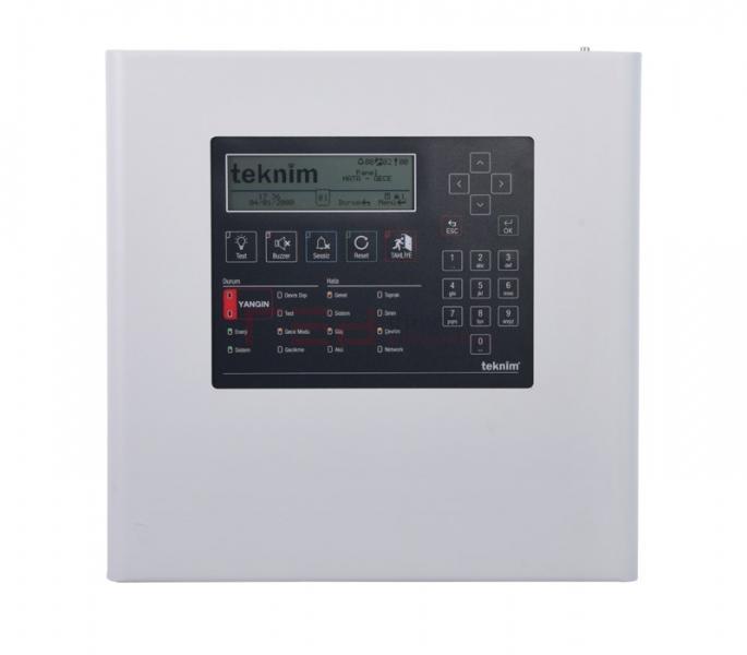 Teknim TFP-1211 Yangın Alarm Paneli