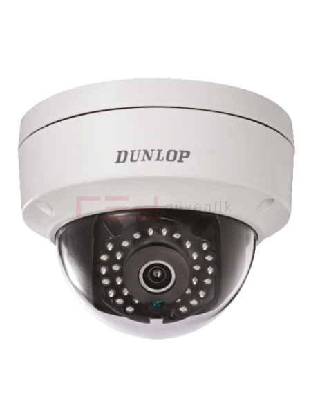 2MP Dome Kamera 20 metre IR (H265+)