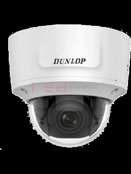 2MP DARK FIGTHER Motorize Dome IP Kamera 30metre IR (H.265+) (Ses & Alarm )