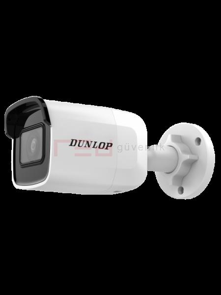 4MP Mini IR Bullet IP Kamera 30 metre IR (H.265+) (Dahili Ses)