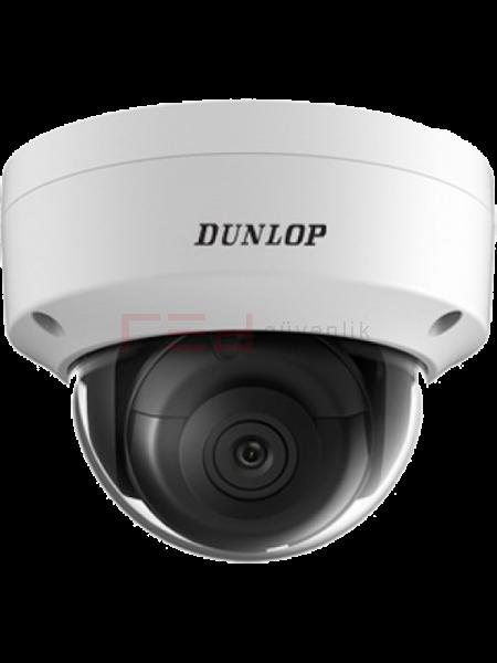 6MP Dome IP Kamera 30 metre IR (H.265+) (Ses & Alarm )