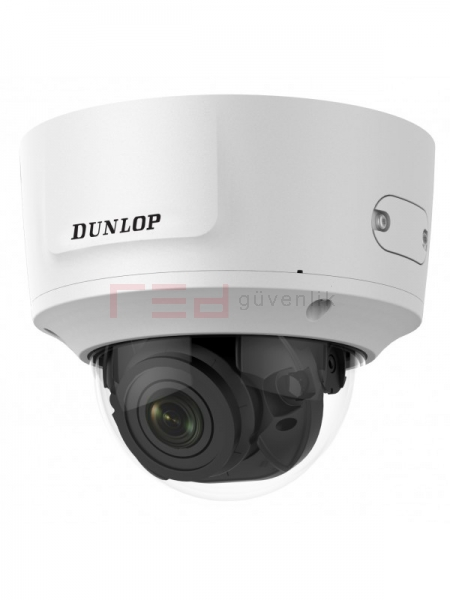 4MP DARK FIGHTER Motorize Dome IP Kamera 30 metre IR (H.265+) (Ses & Alarm)