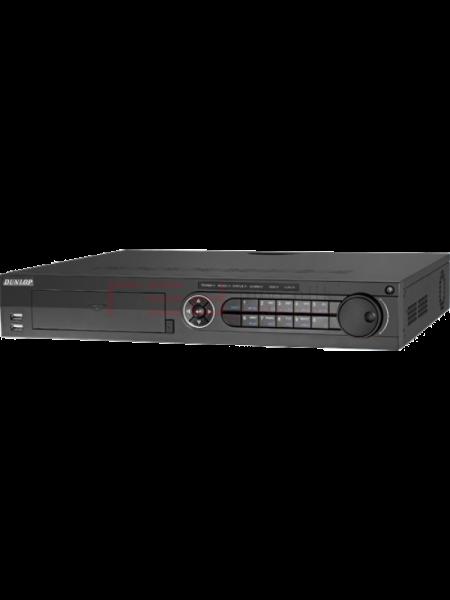 Dunlop DP-1332HUHI-K4 4K (8MP) HD-TVI Kayıt Cihazı, 4 SATA