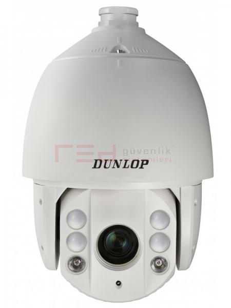 Dunlop DP-22AE7123TI-A 720P HD-TVI Speed Dome Kamera (23x Optik)