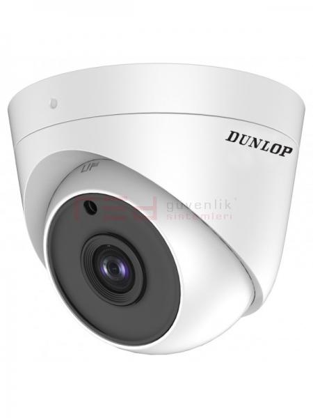 Dunlop DP-22E56H0T-ITPF 5MP HD-TVI Dome Kamera