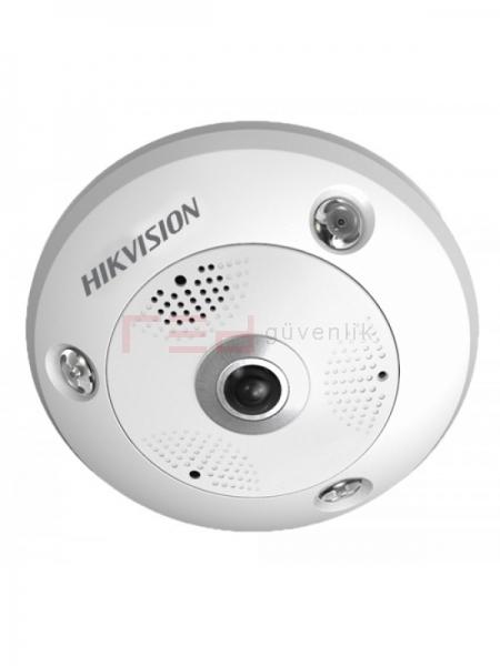 6MP Panoramik IP Kamera (Dahili Mikrofon)