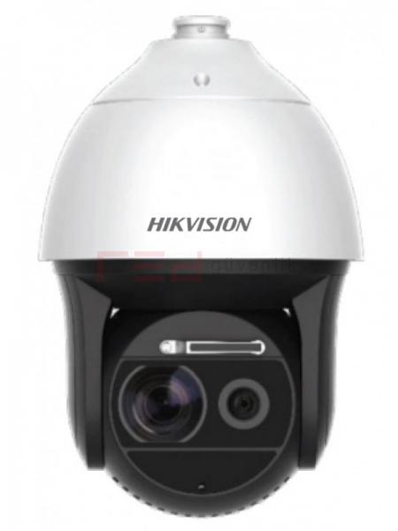 2MP Speed Dome IP Kamera 800 metre Lazer (50x Optik) (H.265+) (Silecekli)