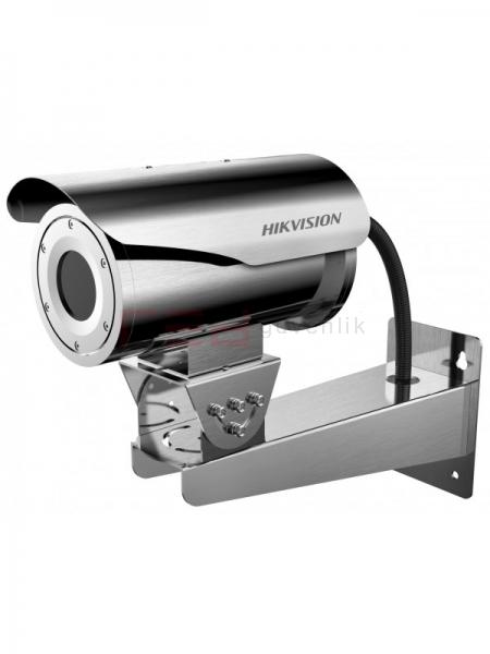 Anti-Corrosion Termal Bullet IP Kamera (DeepInView) (H.265+)