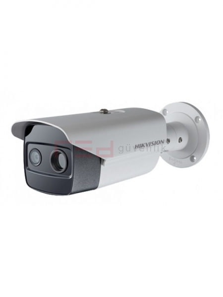 Termal + Optik Bi-spectrum Bullet IP Kamera (DeepInView) (H.265+)