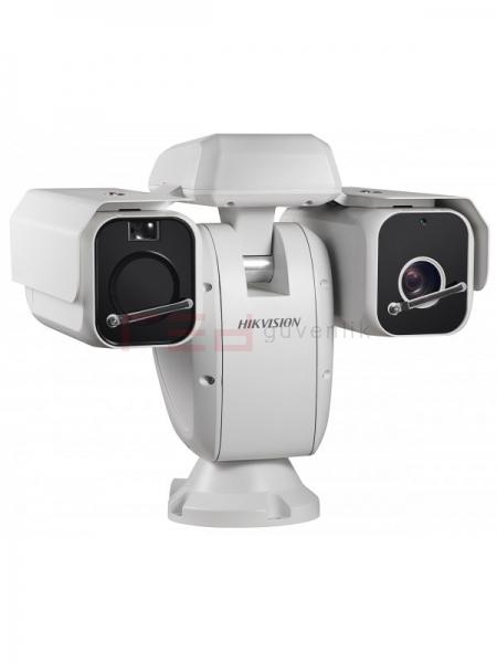 Termal + Optik Bi-spectrum PTZ IP Kamera (50mm)