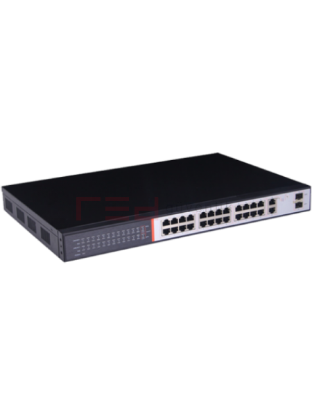 24 Port Poe Switch
