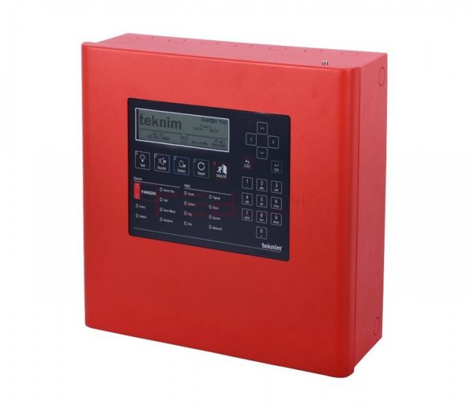Teknim TFP-1211 (R) Adresli Yangın Alarm Paneli
