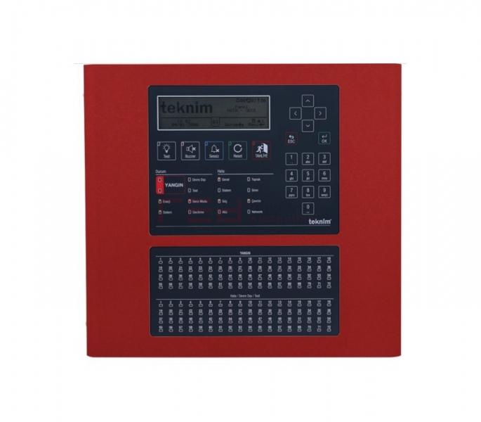 Teknim TFP-1245 Adresli Tekrarlayıcı Panel
