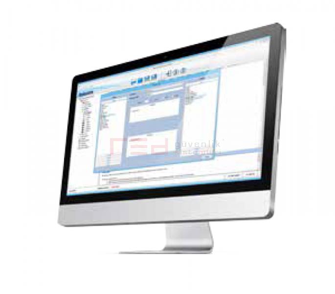 Teknim TFY-2001 Adresli Yangın Algılama İzleme Yazılımı