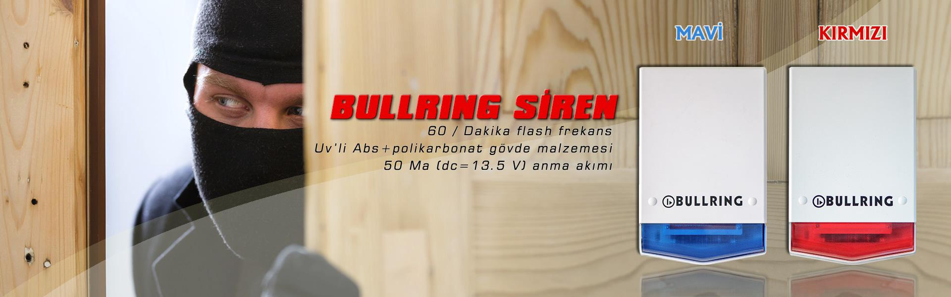 Bullring Alarm Sistemleri