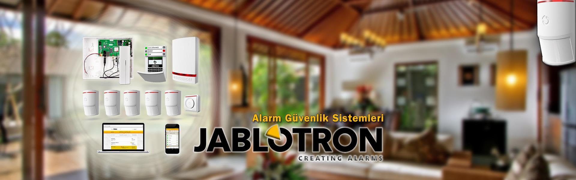 Jablotron Alarm Sistemleri